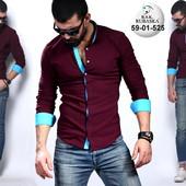 Красная турецкая рубашка
