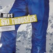 Мужские лыжные штаны размер евро 54 6-42 Ю
