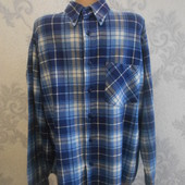 Новая байковая рубашка TRK  XL