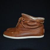 кожаные ботинки Hub, р. 39
