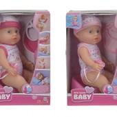 Кукла 30 см Born Baby Simba 5037800 (Германия)