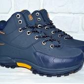 Детские подростковые ботинки Bona