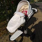 Универсальная детская коляска Ninos(Mima Xari) 2in1