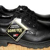 кожаные туфли гортекс 31 см