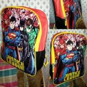 Рюкзак портфель супергерои Америка новый