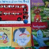 Книги на английском языке для детей 5шт