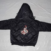 р. 158-164, Термокуртка мембранная зимняя, Paolo Lucci, Португалия, теплая зимняя куртка
