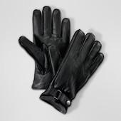Перчатки кожаные Р р10 от Тсм Tchibo Германия