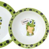 Набор детской посуды Froggy