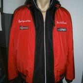 Кожаная курточка Paul Shark
