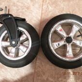 Колеса для детской коляски