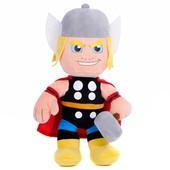Мягкая плюшевая игрушка Тор (Thor), Marvel, 37 см