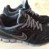 Кроссовки фирменные для работы Nike free waffle р.40-25.5см.