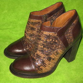 Ботинки Ugg,р.37 стелька 24,5 см Натур.кожа