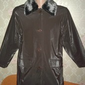 Новая мужская демисезонная куртка. Размер 48.