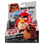 Фигурка делюкс Angry birds Рэд со звуком 13 см. Оригинал Spin master sm90510-1