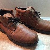 Ботинки NU-SHU размер 45 по стельке 30см, отл.сост.