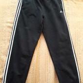 Тёплые спортивные штаны Adidas оригинал р.50-52L