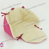 Теплое сиденье конверт в санки, конверт в коляску