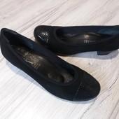 Кожаные туфли Medicus 6G