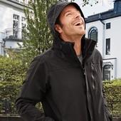 Мужская всепогодная всесезонная термо куртка 3 в 1 Tchibo XXL