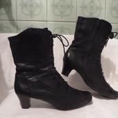 Ботинки Кожа Tamaris 40 размер
