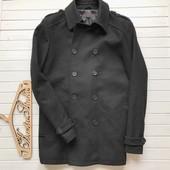 Мужское шерстяное пальто Butler and Webb рр Хл