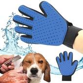 Перчаткa Pet Brush Glove для ухода за Животными