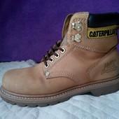 Ботинки Caterpillar 37 оригинал кожа черевики timberland