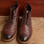 -Clarks -made in India -натуральная кожа -размер 44.5 UK10 -полная длина стельки 30 см -на стопу 29