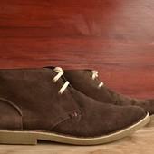 -Burton Desert Boots -made in India -натуральная толстая замша -размер 44 -полная длина стельки 29.5