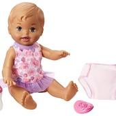 Кукла пупс Little Mommy Drink & Wet Doll, в наличии!