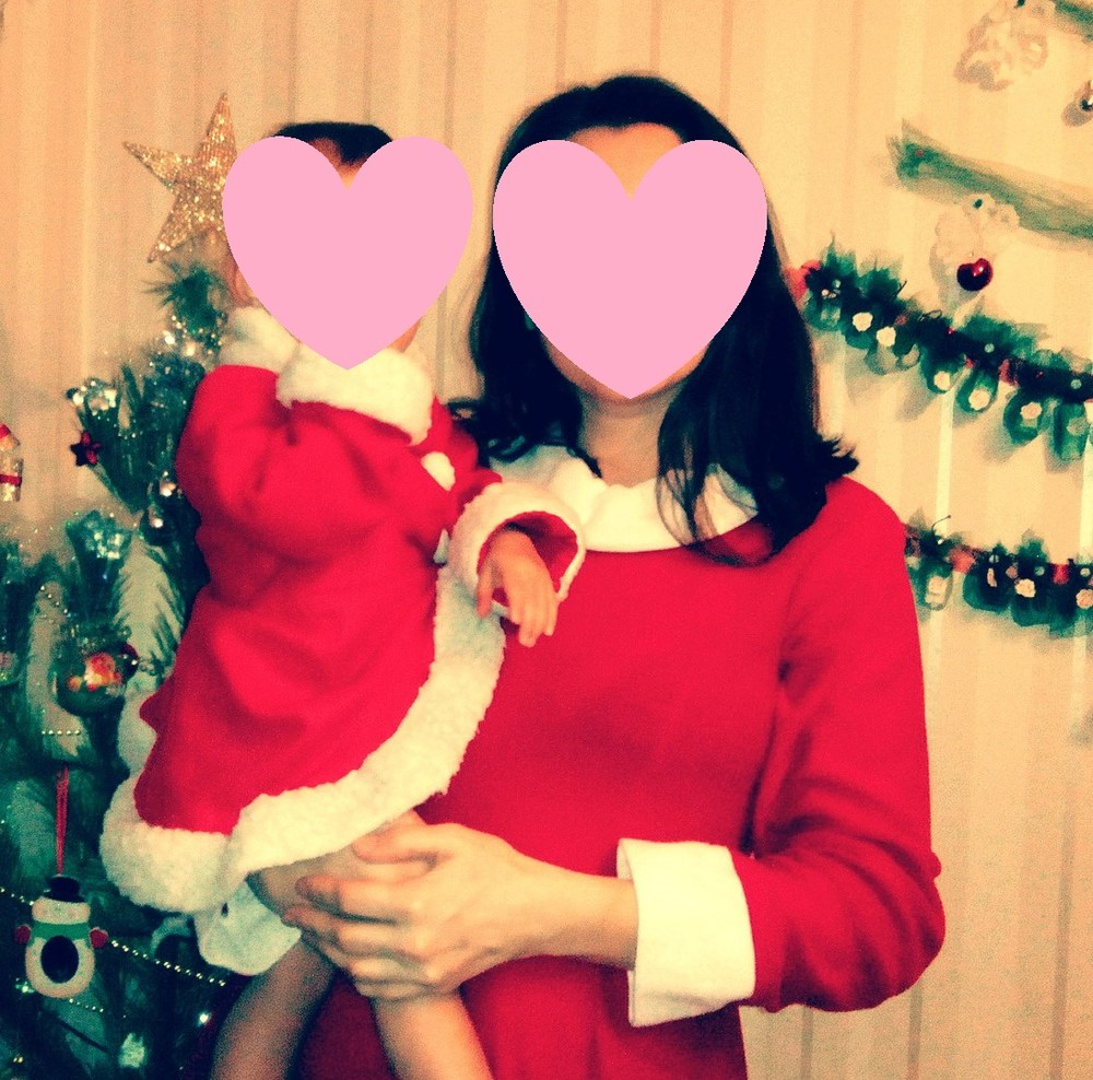 Новогодние платья для мамы и дочки (фемили лук, family look) фото №1