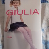 Колготки капроновые Giulia,Доставка бесплатно!
