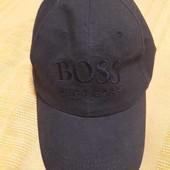 Бейсболка фирменная Boss р.56-58