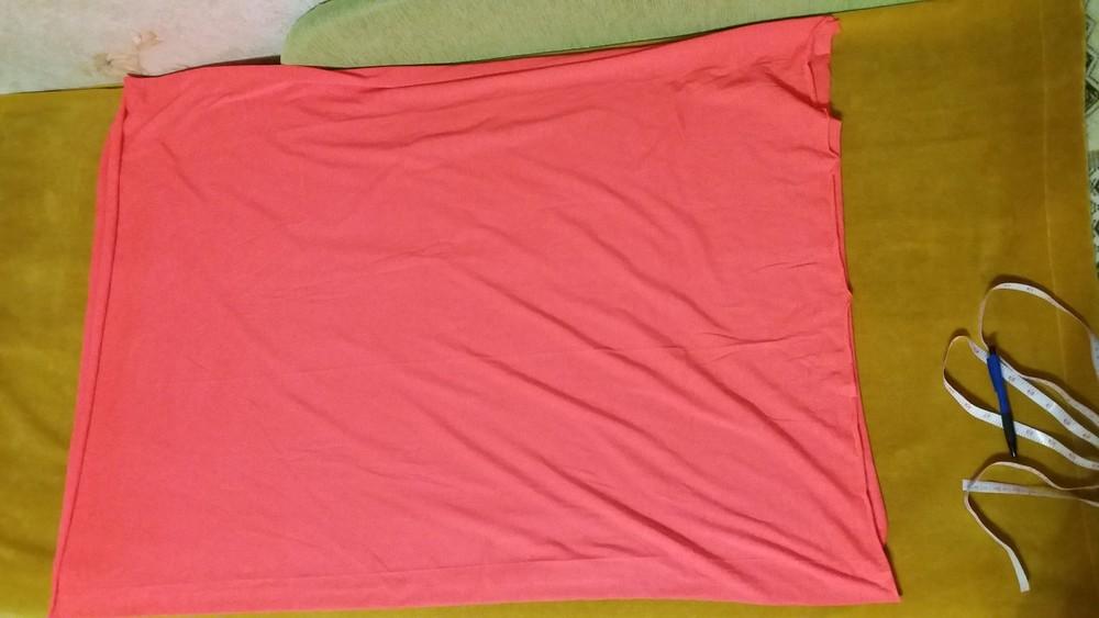 Новый отрез ткани. ткань вдвое без шва. 116×(83+83). фото №3