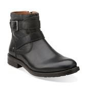 Новые кожаные ботинки Clarks р. 41 Великобритания