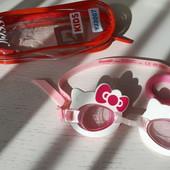 Очки для плавания hello kity sanri 3-6 лет