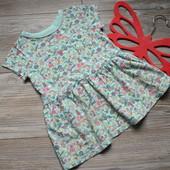 Платье с принтом Next (9-12 мес)-