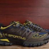 -La Sportiva Bushido -разработанные специально для бега в горах -размер указан 46 -по факту стелька
