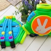 Детский рюкзак - помогатор, детский помогатор