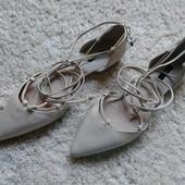 Балетки туфли Mango 3 пары (можно как мелкий опт)