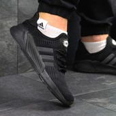 Кроссовки мужские сетка Adidas Climacool black