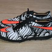 Nike Hipervenom 42р сороконожки  футзалки буцы бутсы бампы 2015