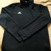 Фирменный плотный реглан Adidas р.48