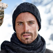 Теплая мужская шапка от тсм Tchibo размер универсальный