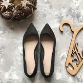 Туфли лодочки балетки Asos рр 40