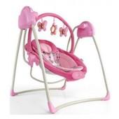 Крісло-гойдалка 2в1 Milly Mally Sweet Dreams