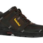 Мужские зимние ботинки - кроссовки (ЛК-1)