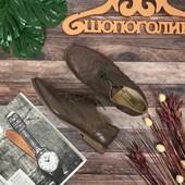 Мужские кожаные оксфорды Asos с декоративной перфорацией  SH50083